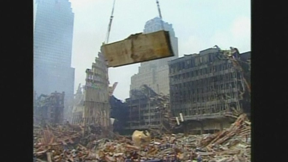 World Trade Center Human Remains POSSIBLE HUMAN REMAINS...