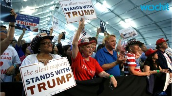 At-Campaign-Rally-Trump-Relates-Minorities-Supporters-With-Violence