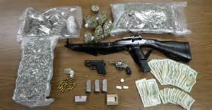 guns-and-drugs-seized