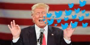 ttrump-tweeting