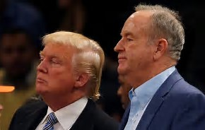 Oreilly and Trump