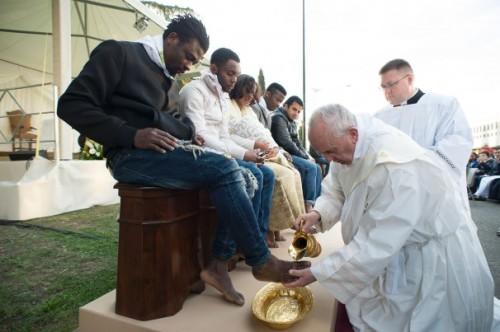pope holy week