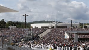 mass at Fatim