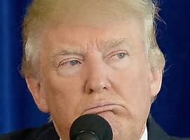 Trump frustration