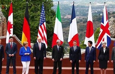 G7 meeting Canada