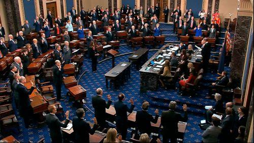 Senate Oath
