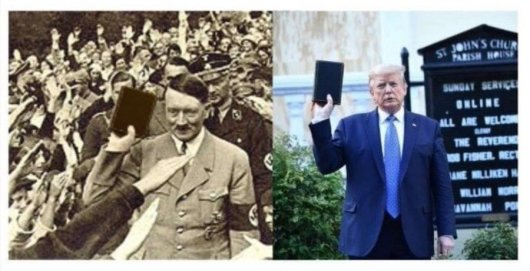 Hilter and Trump